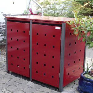 muelltonnenbox-metall-quadra-2x120