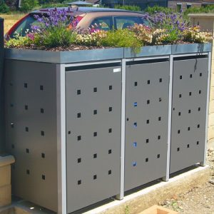 Mulltonnenbox Metall Unsere Top 5 Empfehlungen